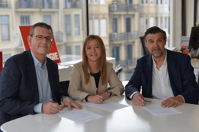 Acuerdo empleabilidad Synergie Asociación Red Persona