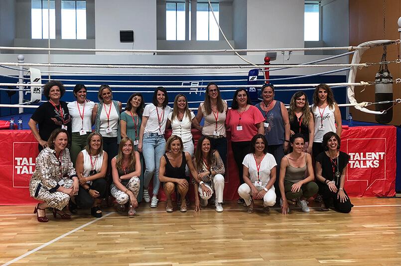 Evento mujeres directivas CAR Sant Cugat